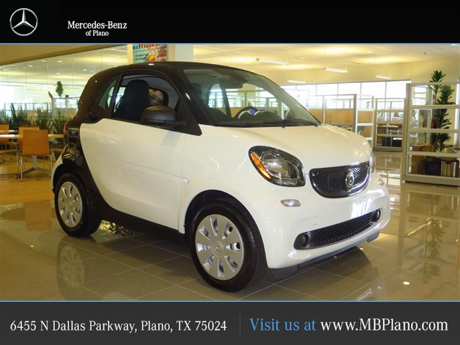 New 2017 mercedes benz smart fortwo coupe coupe in plano for Mercedes benz smart fortwo