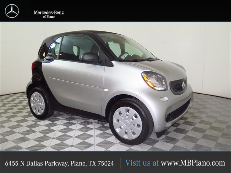 New 2017 mercedes benz smart fortwo coupe coupe in plano for Smart car mercedes benz